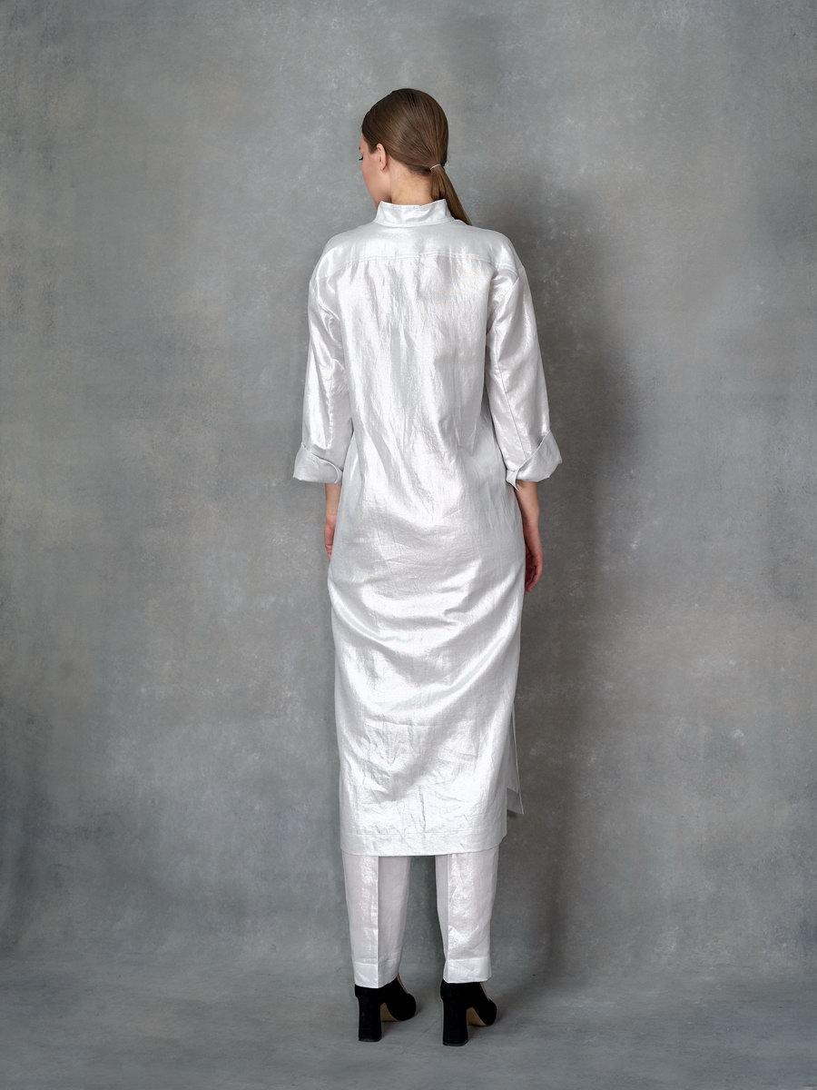 Платье-рубаха