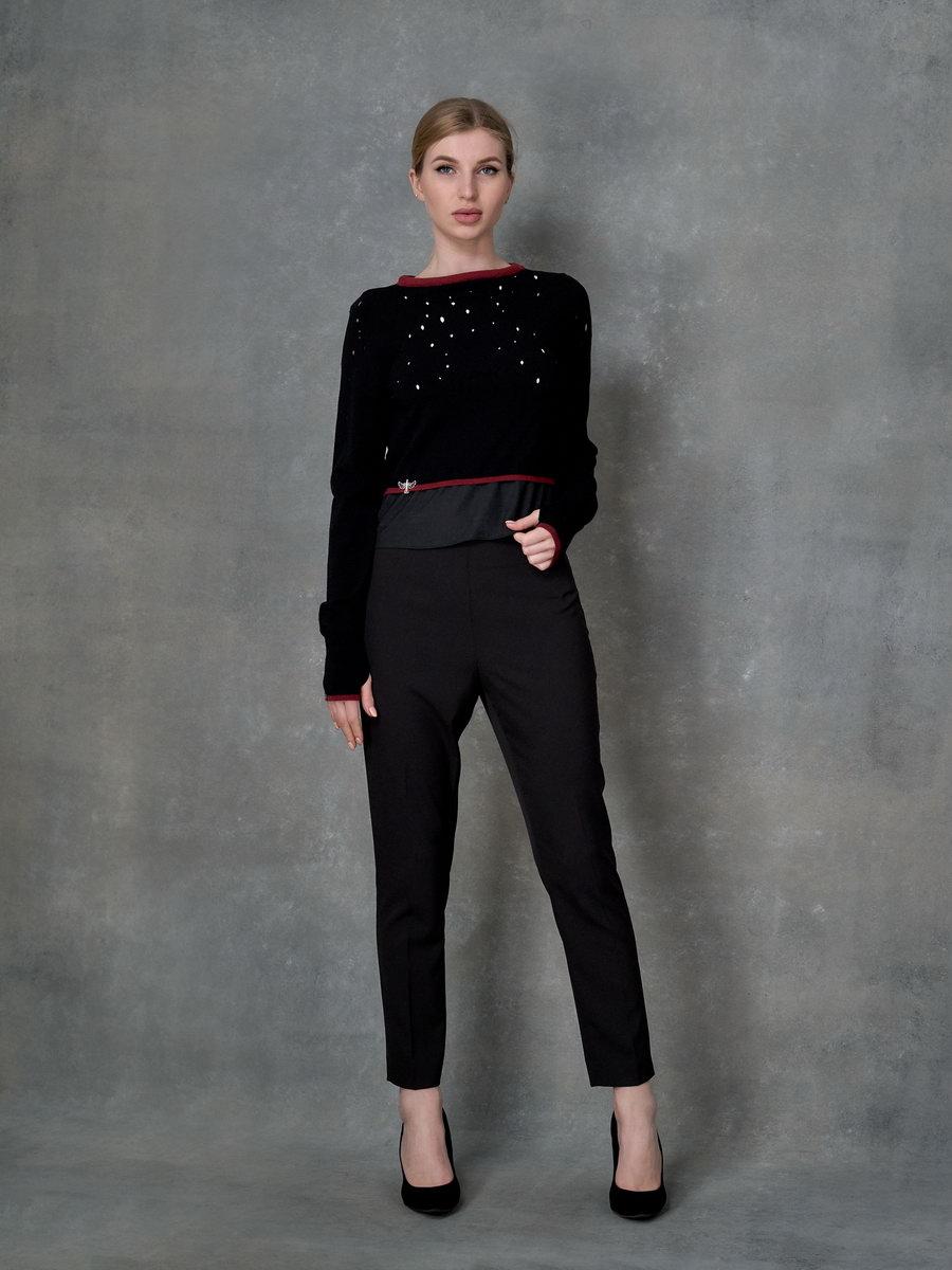 Джемпер черного цвета